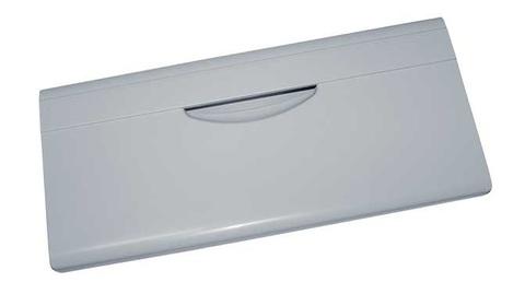 Белая пластиковая передняя панель ящика морозильной камеры холодильника Атлант 341410105200