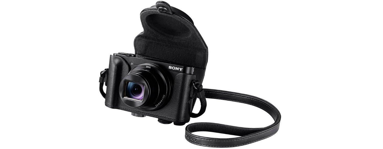 Чехол LCJ-HWA B для камер HX90 и WX500 купить в Sony Centre