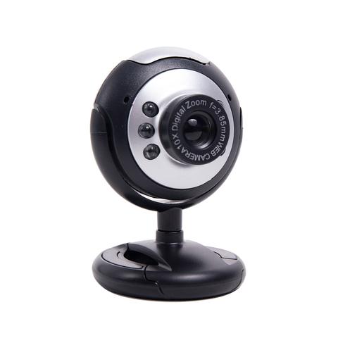Веб-камера Berger WebCam HomeLite 480p Black & SIlver
