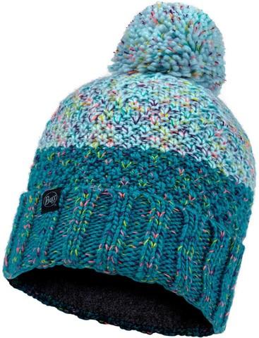 Шапка вязаная с флисом Buff Hat Knitted Polar Janna Air фото 1