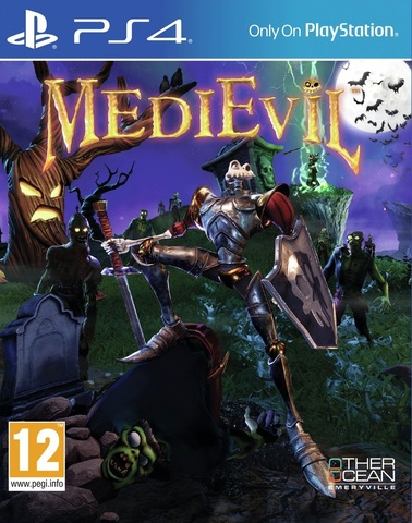 MediEvil (PS4, русская версия)