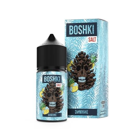 Жидкость Boshki Salt 30 мл Зимние