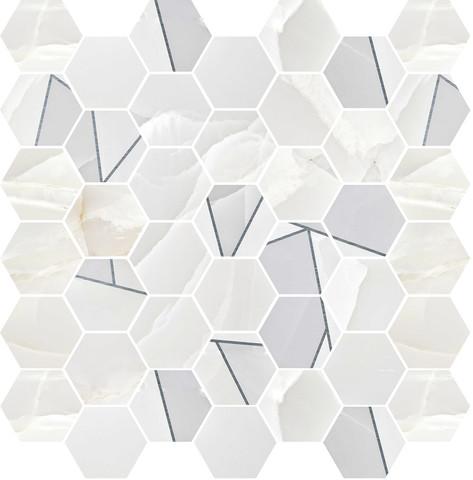 Мозаика Mosaic Onyx Titan 297х316