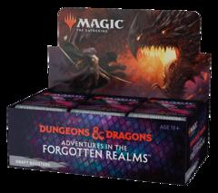 Дисплей бустеров «Adventures in the Forgotten Realms»