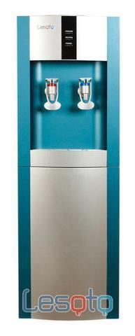 Кулер для воды LESOTO 16 L/E blue-silver
