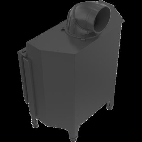 Каминная топка Kratki NADIA/12 (12 кВт)