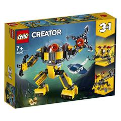 Lego konstruktor Creator Underwater Robot