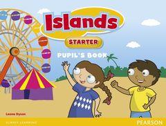 Islands Starter PBk w/pin code