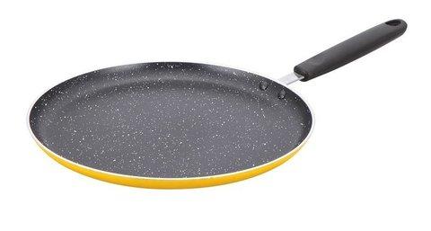 Сковорода блинная с антипригарным покрытием non-stick под мрамор
