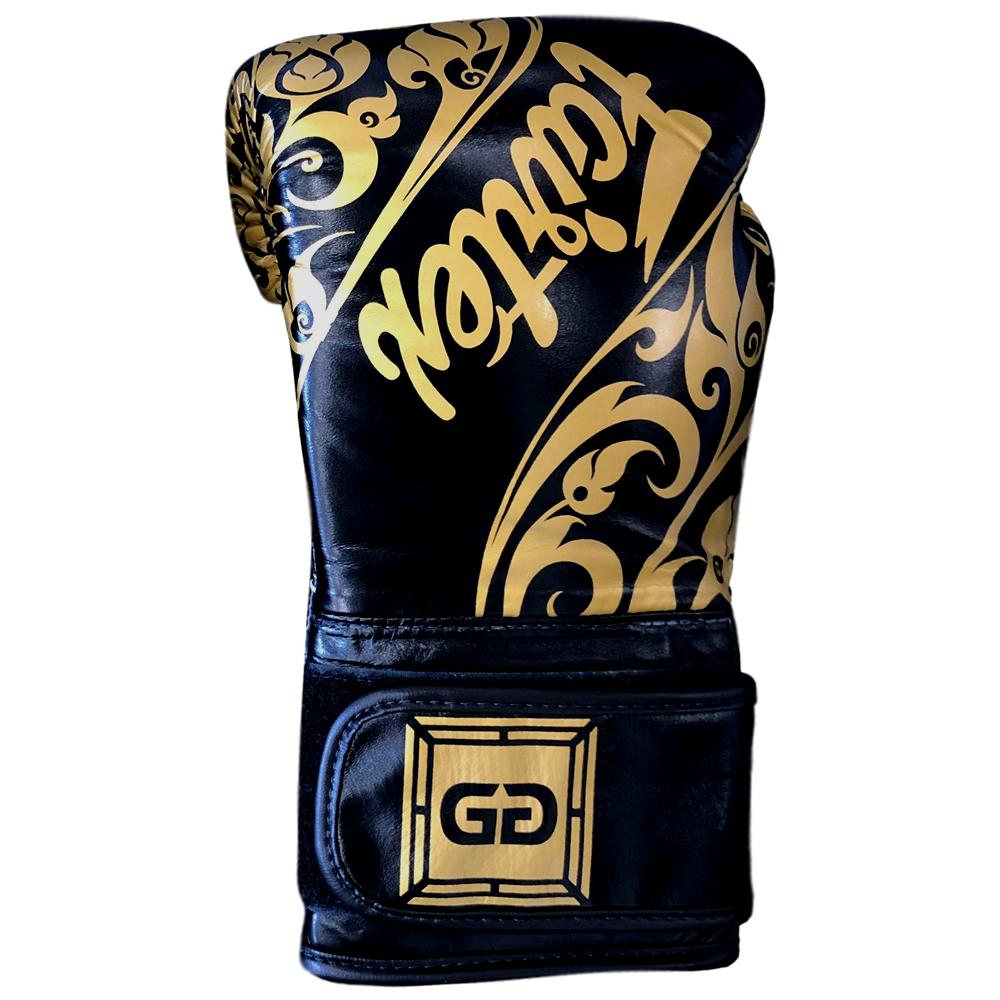 Перчатки Перчатки для бокса Fairtex Competition Gloves BGVG2 Black 1.jpg
