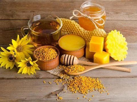 Продукты пчеловодства - пыльца ИП АНИСИМОВ 0,1кг