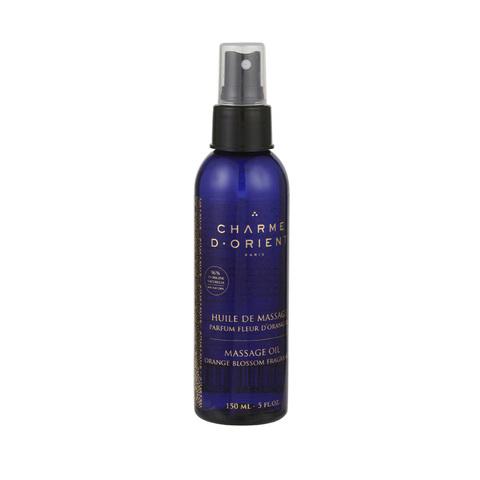 CHARME D'ORIENT | Масло для тела с ароматом цветков апельсинового дерева / Huile de massage parfum Fleur d'Orang, (150 мл)