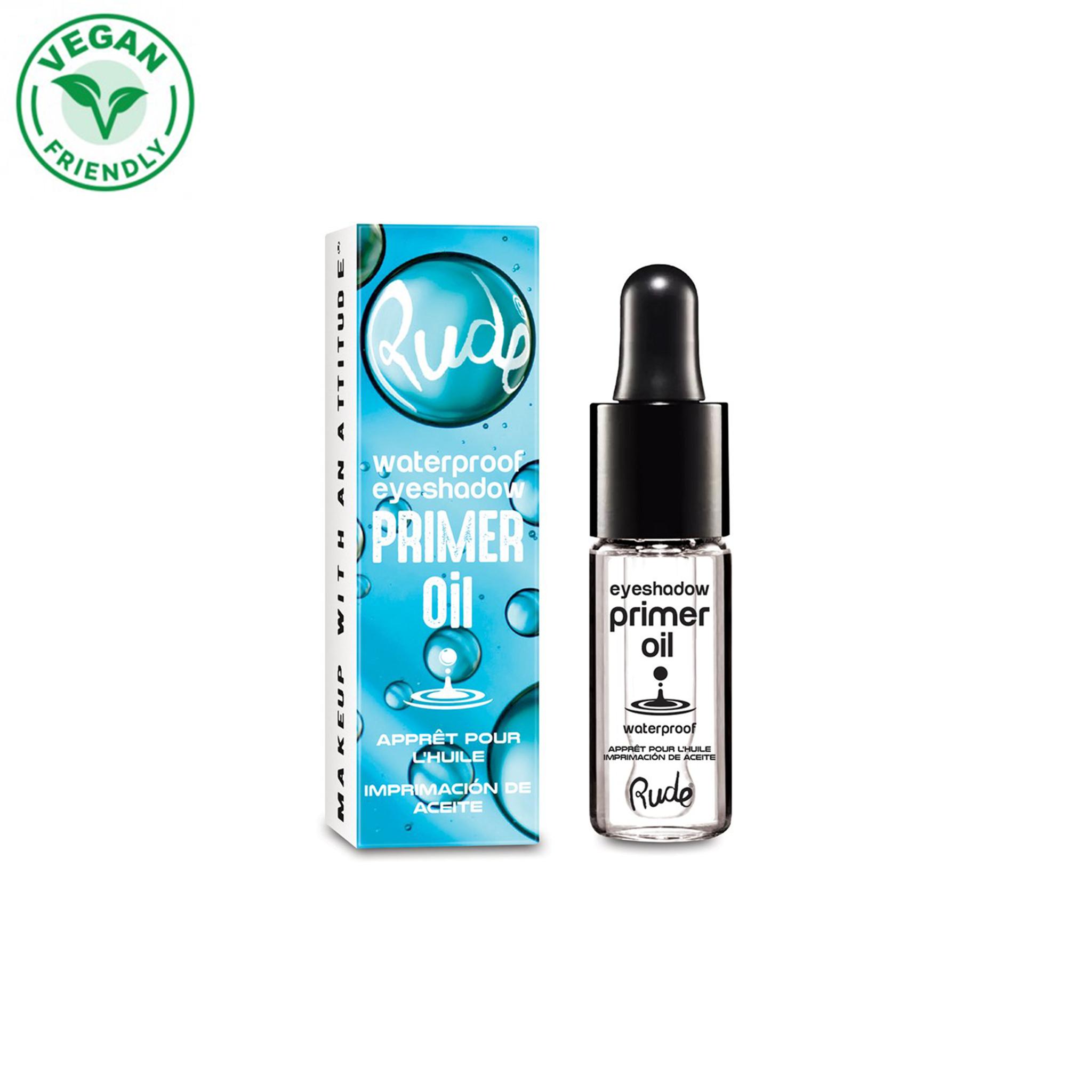 Водостойкий праймер для век Primer Oil