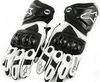 Мотоперчатки - ALPINESTARS GP PRO (черно-белые)