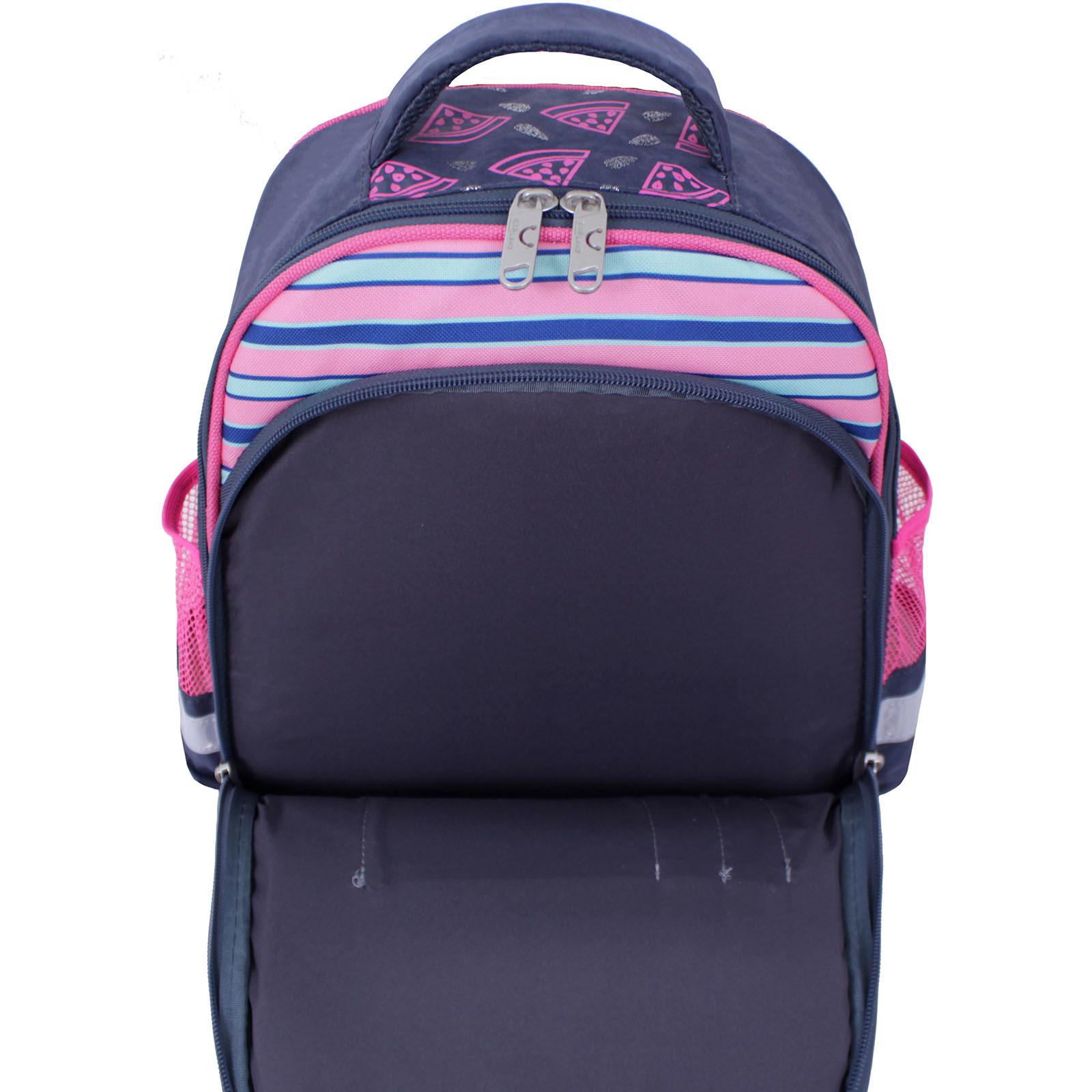 Рюкзак школьный Bagland Mouse 321 серый 204к (0051370) фото 4