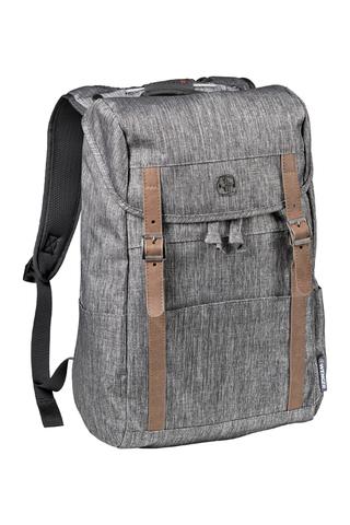 Картинка рюкзак городской Wenger  темно-серый - 2