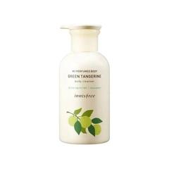 Гель для тела innisfree My Perfumed Body Green Tangerine Body Cleanser 330ml