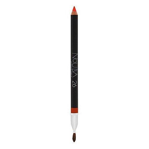 Карандаш для губ с кисточкой №26 (оранжевый) Nouba Lip Pencil With Applicator