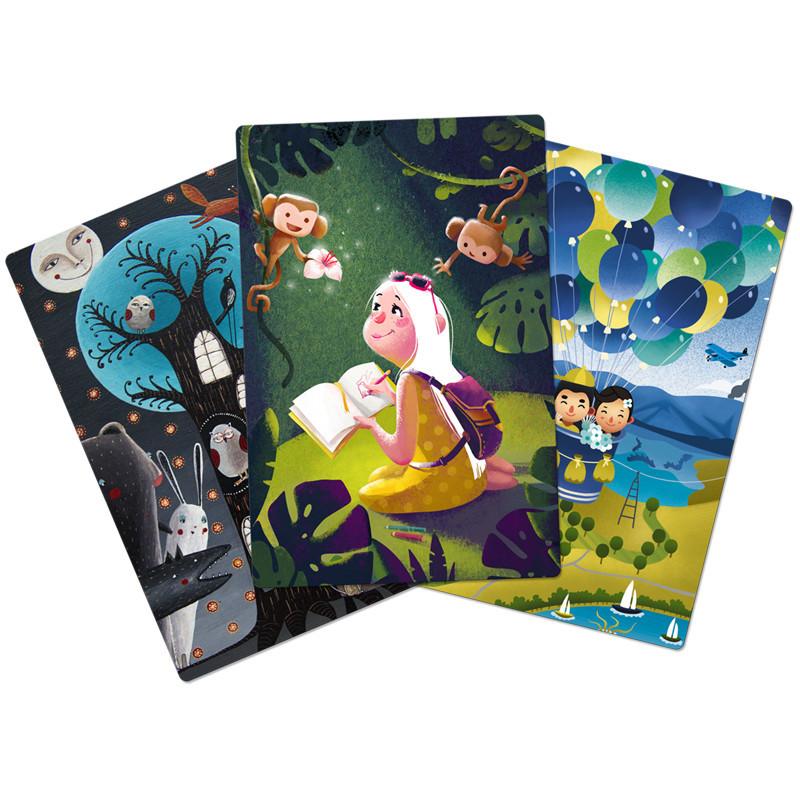 Настольная игра Имаджинариум New Year Детство - карточки