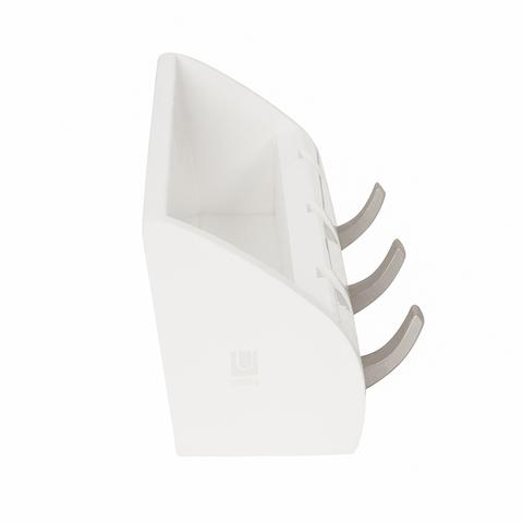 Полка-органайзер Cubby mini белая