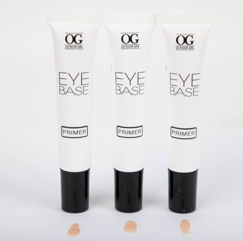 OG-FS5327 Праймер-основа для макияжа глаз EYE BASE, 01 light beige