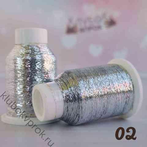 DROPS GLITTER 02, Silver