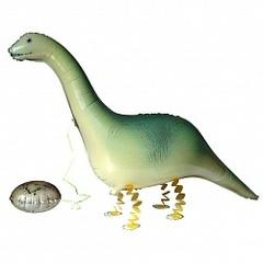 """Ходячий шар """"Динозаврик с яйцом"""""""