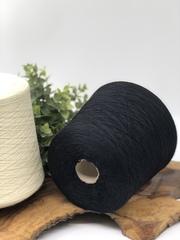 100% шерсть мериноса SAFIL Safiella 2/30 черный