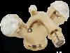 Смеситель для биде Korona Swarovski ML.KRN-4744
