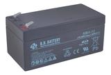 Аккумулятор для ИБП B.B.Bаttery HR4-12  (12V 4Ah / 12В 4Ач) - фотография