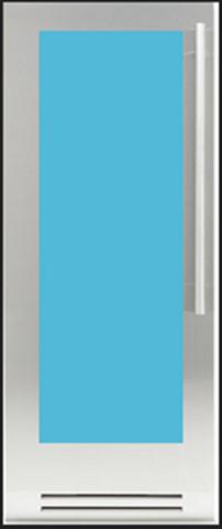 Холодильник для шуб Fhiaba KS7490FW 3 (левая навеска)