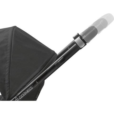 Maxi-Cosi Коляска детская прогулочная Stella NOMAD BLACK Черный