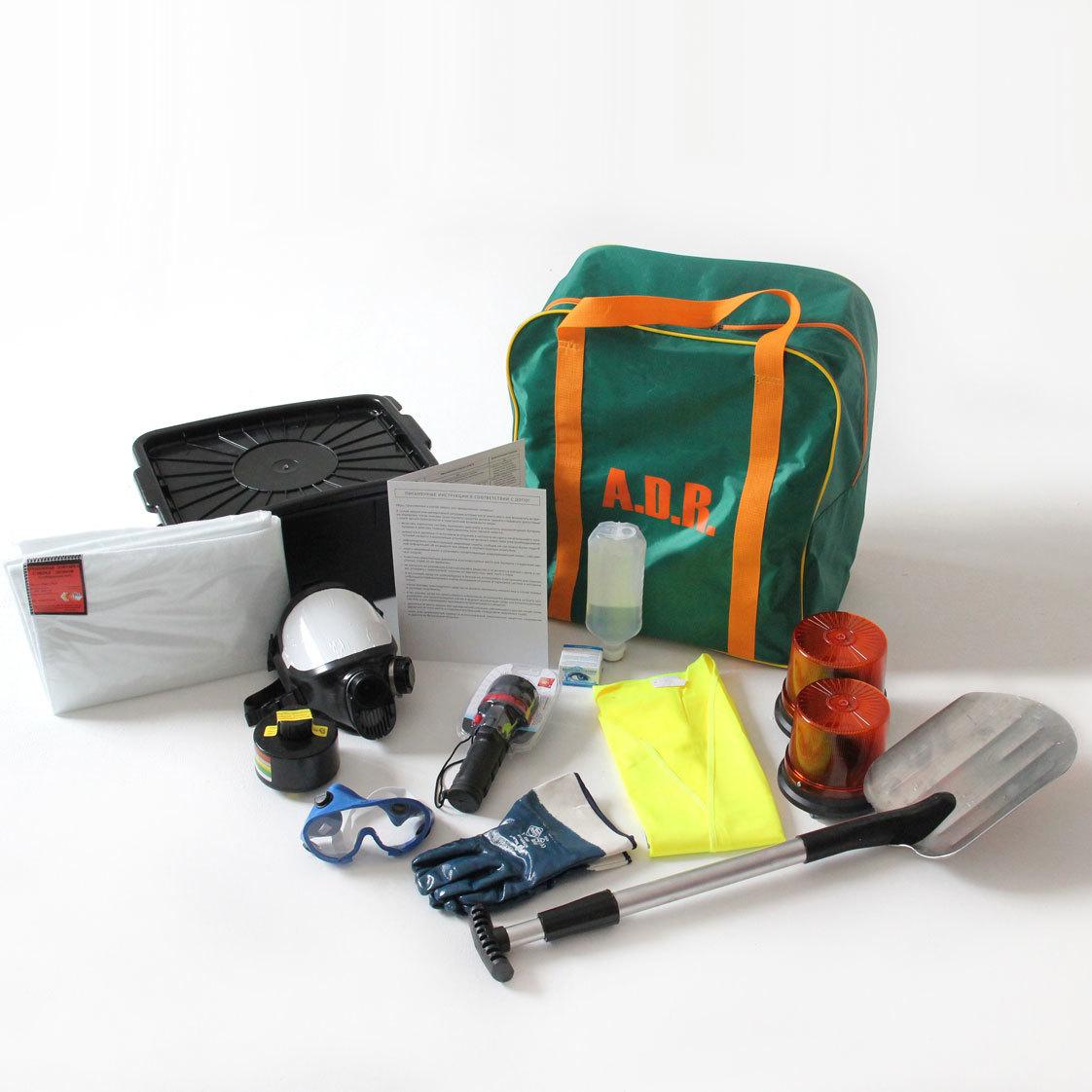 ADR комплект для перевозки опасных грузов универсальный (по ДОПОГ)