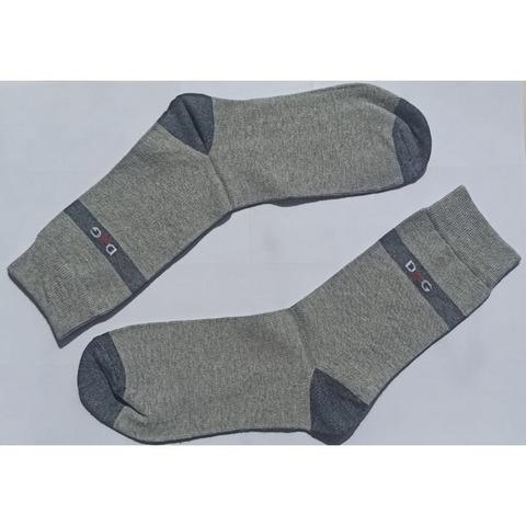 Мужские носки серые D&G