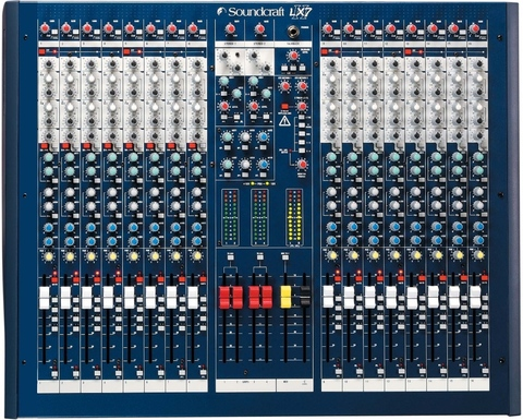 Аналоговые Soundcraft LX7ii 16