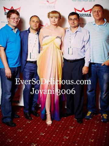 Наши Покупательницы в Jovani 3006
