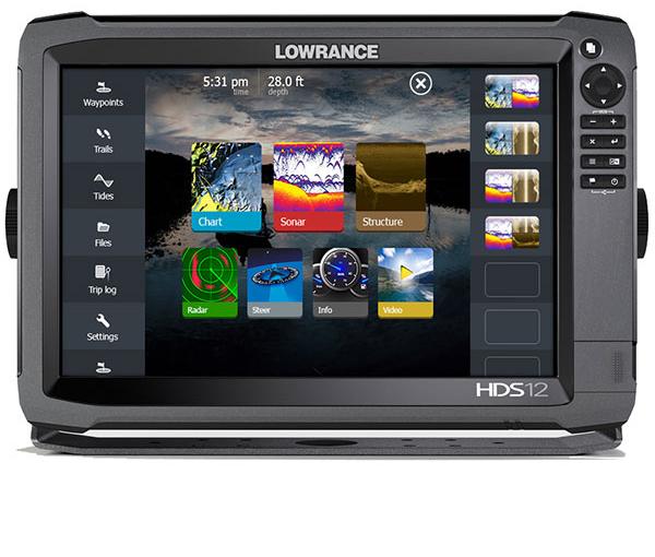 Lowrance HDS-12 Gen3