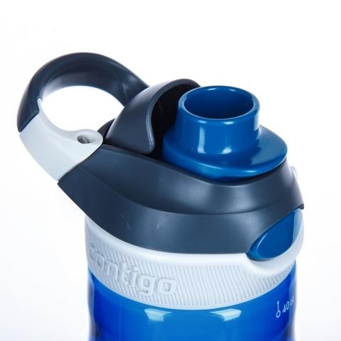 Бутылка спортивная Contigo Chug (1,2 литра), синяя