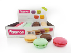 """7429 FISSMAN Таймер для кухни """"Макарун"""""""