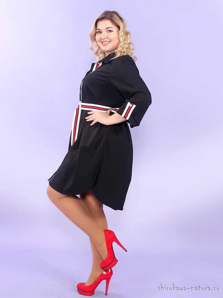 Платье-рубашка Корсика