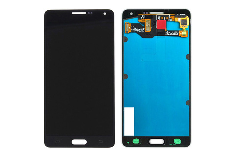 LCD SAMSUNG A7 A700H + Touch Black Orig