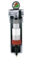 Магистральный фильтр Remeza R0706-PM в разрезе