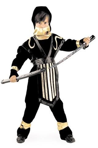 Карнавальный костюм  детский  Супер Ниндзя
