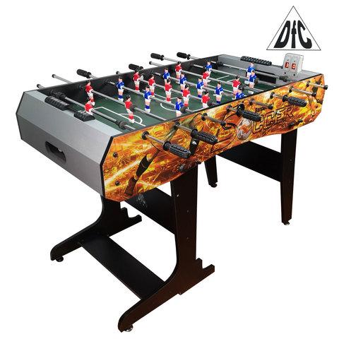 Игровой стол футбол DFC Barcelona 2 складной
