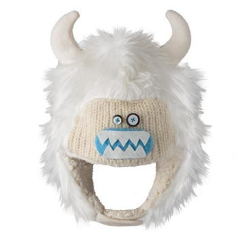Картинка шапка с ушами Knitwits Yuki the Yeti  - 1