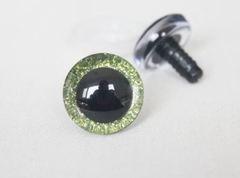 глазки-с-искоркой-16-мм-жёлто-зелёный
