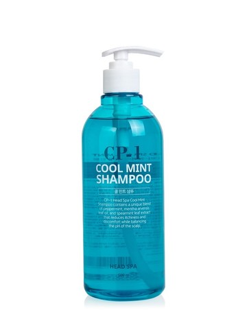 Esthetic House Шампунь охлаждающий с мятой - CP-1 head spa cool mint shampoo