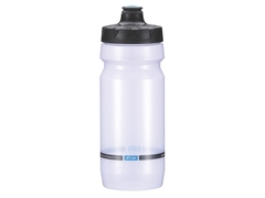 Фляга BBB 550ml. AutoTank autoclose clear/silver