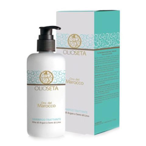 Увлажняющий кондиционер для тонких и светлых волос с маслом арганы и семян льна ,BAREX OLIOSETA ORO DEL MAROCCO,250 мл.