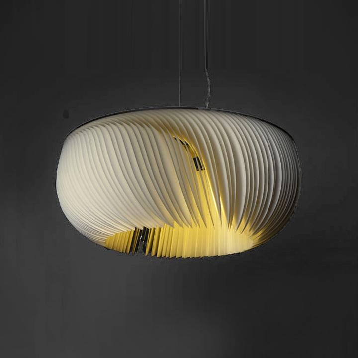 Подвесной светильник копия Moonjelly by Limpalux D40